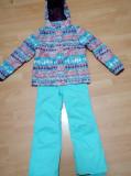 Costum ski,  impermeabil 8K, O NEIL / CRIVIT → fete | 11—12 ani | 152  cm, Copii