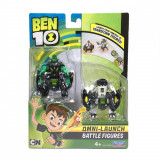 Cumpara ieftin Set figurine Ben 10 - Cap de Diamant si Cannonbolt