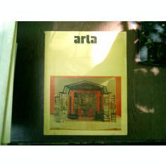 Arta anul XXIX nr. 5-6/1982