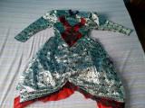 Rochie lungă,  de seara , eleganta, XS, Rosu