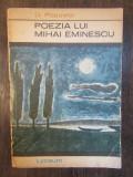 POEZIA LUI EMINESCU -D.POPOVICI