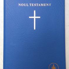 Biblia - Noul testament - editura Gideon 1996