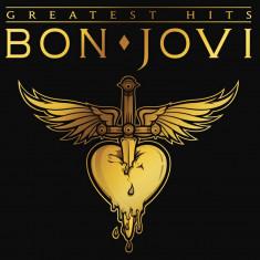 Bon Jovi Greatest Hits International version 2010 (cd)