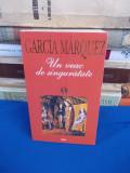 GARCIA MARQUEZ - UN VEAC DE SINGURATATE , RAO , 1995