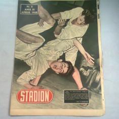 REVISTA STADION NR. 8/1958