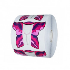 Sabloane Fluture Roz - 300 bucati