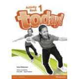 Today! 1 Activity Book - Kate Wakeman