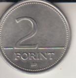 Moneda 2 forinti, Ungaria, 1992