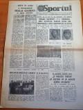 sportul 25 aprilie 1984-meciul dinamo-liverpool,ceausescu in vizta la constanta