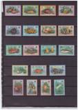 TUVALU 1979 + 1981-19 timbre,trei serii de timbre nestampilate -tematica PESTI