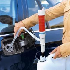 Pompa cu baterii pentru aspirare lichide