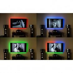 Banda LED RGB Cu Telecomanda Pentru TV