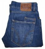 Blugi Barbati Jeans DOLCE & GABBANA - MARIME: W 32 / L 34 - (Talie = 81 CM), Albastru, Lungi, D&G
