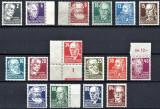GERMANIA-1949-MNH-, Nestampilat