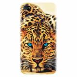 Husa silicon pentru Apple Iphone 4 / 4S, Animal Tiger