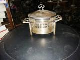 Bomboniera  art nouveau , sticla