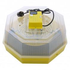 Incubator electric pentru oua cu termometru, Cleo, model 5T