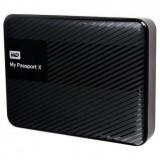 HDD Extern My Passport X 2.5'' 2TB USB3.0 Black, Western Digital