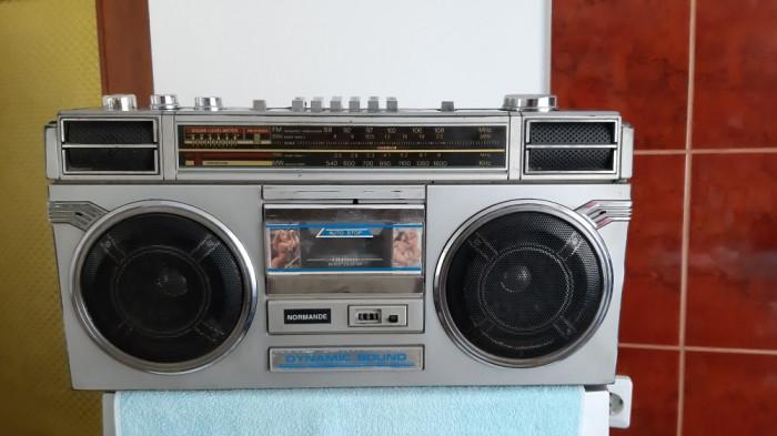 RADIO CASETOFON NORMANDE DYNAMIC SOUND AG-890