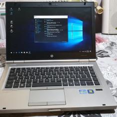 Laptop HP 8460p i7 gen2 8 gb ssd 120 gb 1 gb video PRET BUN !, Intel Core i7, 128 GB, 14
