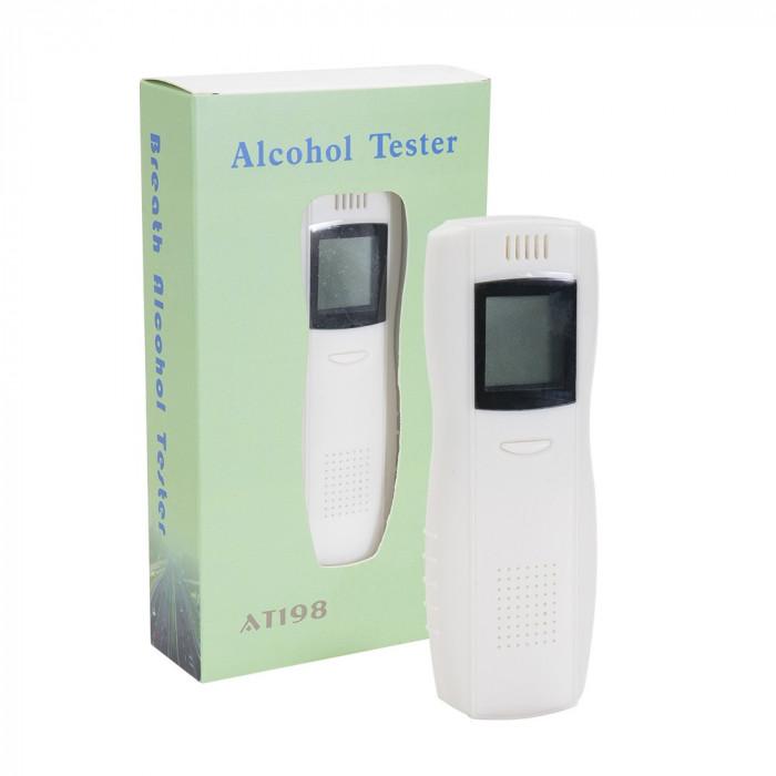 Resigilat : Detector de alcool PNI AT198