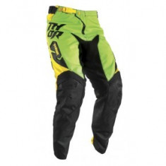 Pantaloni motocross Thor Fuse Dazz culoare verde/galben marime 36 Cod Produs: MX_NEW 29015710PE