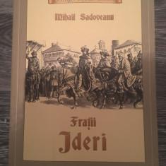 Fratii Jderi de Mihail Sadoveanu