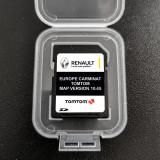 Card Original navigatie Renault Carminat Tomtom Europa 10.45 Romania 2020