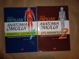 Anatomia omului 2 vol aparatul locomotor+ splanhnologia an2014- Victor Papilian