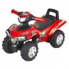 ATV pentru copii Explorer - rosu, Baby Mix