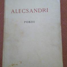 Poezii. Editie Omagiala, 1940 ingrijita de Herescu. Ilustr. Demian - Alecsandri