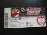 Dinamo Bucuresti-FCSB (Steaua), (1 mai 2017), bilet de meci