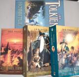 J.R.R. Tolkien - Stapanul Inelelor (3 vol.) + Hobbitul