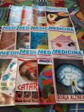REVISTA MEDICINA MODERNA LOT 12 BUC NR.1-12 1995 AN COMPLET PRET PENTRU TOATE