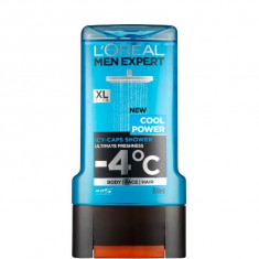 Gel de dus LOreal Men Expert Cool Power, 300 ml