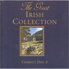 CD The Great Irish Collection (Compact Disc 3), original