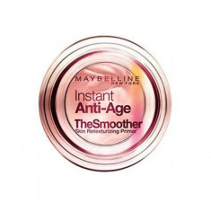 Baza Machiaj Anti Rid MAYBELLINE The Smoother Primer 7ml