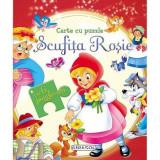 Carte cu puzzle - Scufita rosie PlayLearn Toys