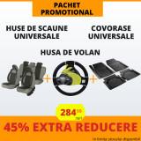 Pachet Promotional Huse Scaune & Husa Volan & Covorase PP16