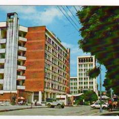 RIMNICU VILCEA HOTEL ALUTUS  AUTO ARO IMS, Circulata, Printata