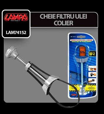 Cheie filtru ulei colier Lampa - CRD-LAM74152 Auto Lux Edition foto