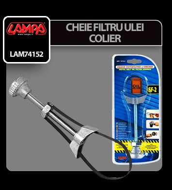 Cheie filtru ulei colier Lampa - CRD-LAM74152 Auto Lux Edition