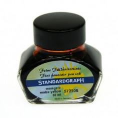 Cerneala Standardgraph galben porumb 30 ml