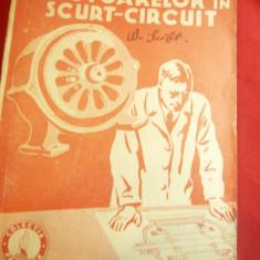 Colectia Practica 1945- Calculul si Const. Motoarelor in scurt-circuit , 100 pag