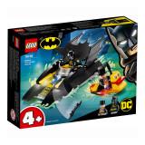 LEGO DC Super Heroes Urmărirea Pinguinului (76158)