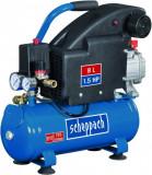 Cumpara ieftin Compresor HC08 Scheppach SCH5906119901, 1100 W, 8 L, 8 bari