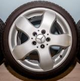 Roti/Jante Mercedes, 5x112, 225/45 R17, C Class (W203), E Class (W210), 17, 8, 5, Brock