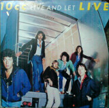 VINIL  10cc ‎– Live And Let Live  DUBLU LP VG+
