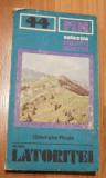Muntii Latoritei de Gheorghe Ploaie + harta. Colectia Muntii Nostri