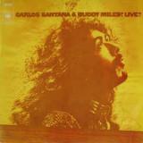 Carlos Santana & Buddy Miles – Carlos Santana & Buddy Miles! Live!, VINIL, emi records